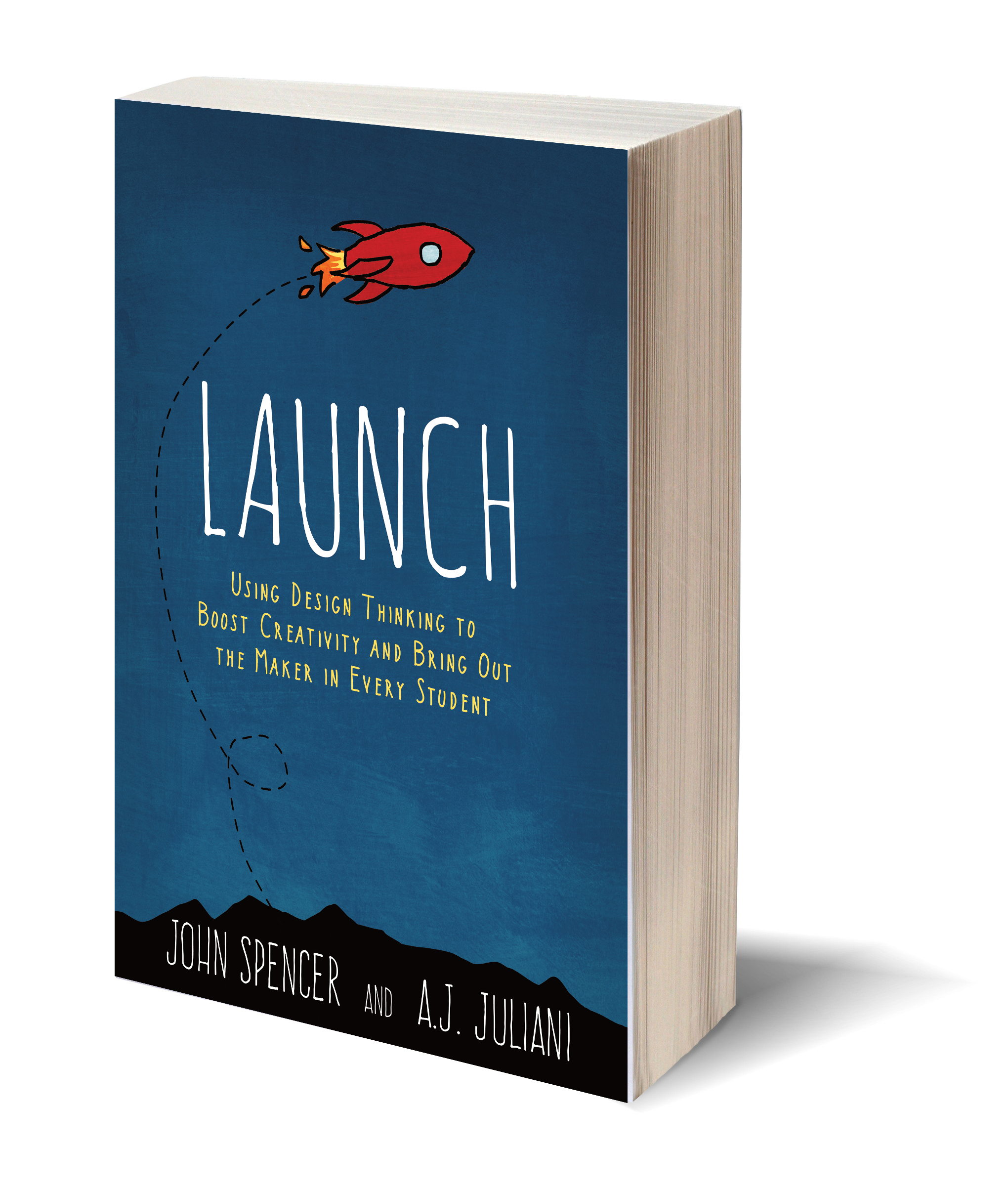 The Launch Cycle – Bring Out the Maker in Every Student